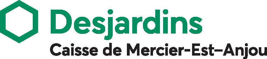 Logo Desjardins Caisse de Mercier-Est-Anjou