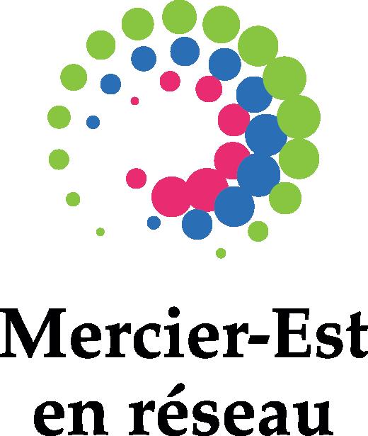Mercier-Est en réseau logo